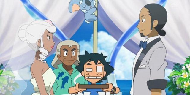 pokemon weddings