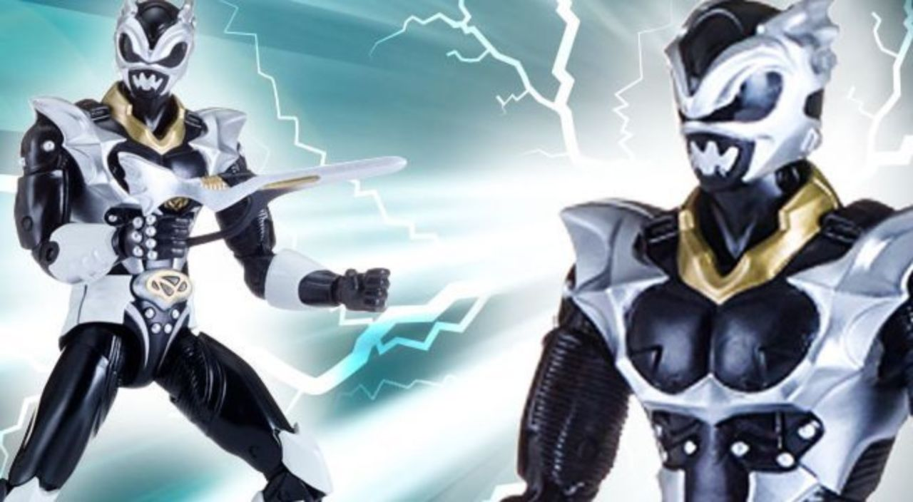 power rangers in space legacy psycho silver ranger sdcc figure is available to order power rangers in space legacy psycho