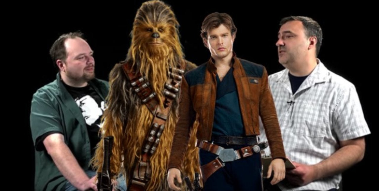Two 'Star Wars' Commentators Predicted The Plot Of 'Solo' A Year Ago