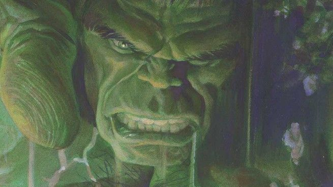 Review Immortal Hulk #1 - Cover