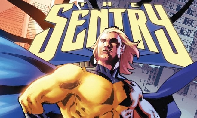 Review The Sentry #1 - Cover