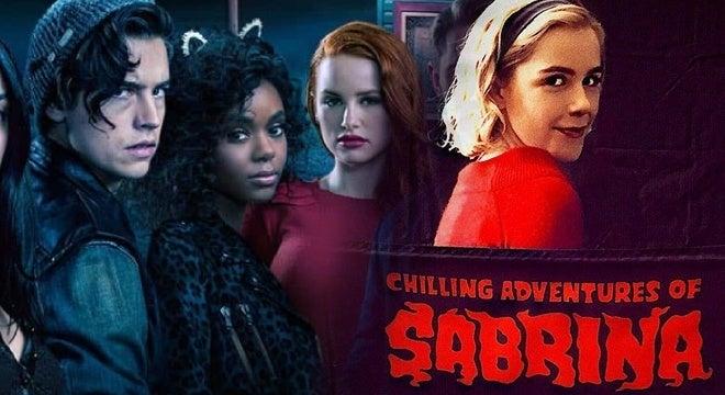 riverdale sabrina crossover
