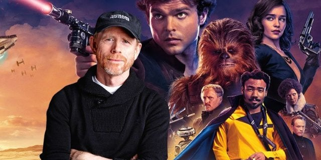 ron howard solo a star wars story