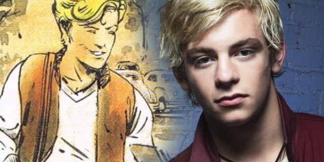ross lynch chilling adventures of sabrina