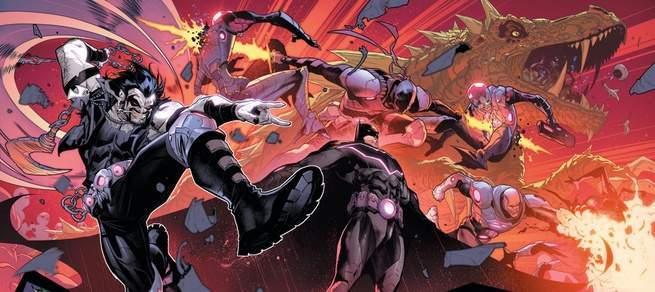 Scott Snyder DC Universe - Big