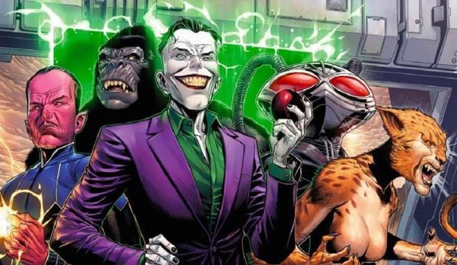 Scott Snyder DC Universe - Iconic