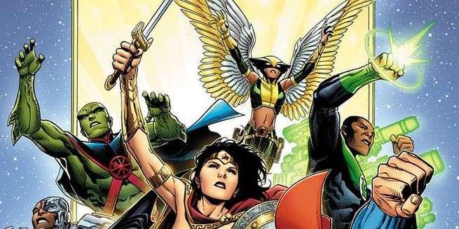 Scott Snyder DC Universe - Optimistic