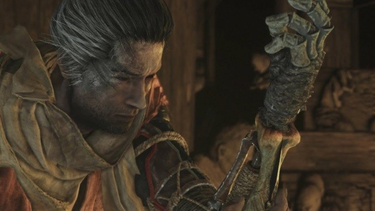 Image result for sekiro arm