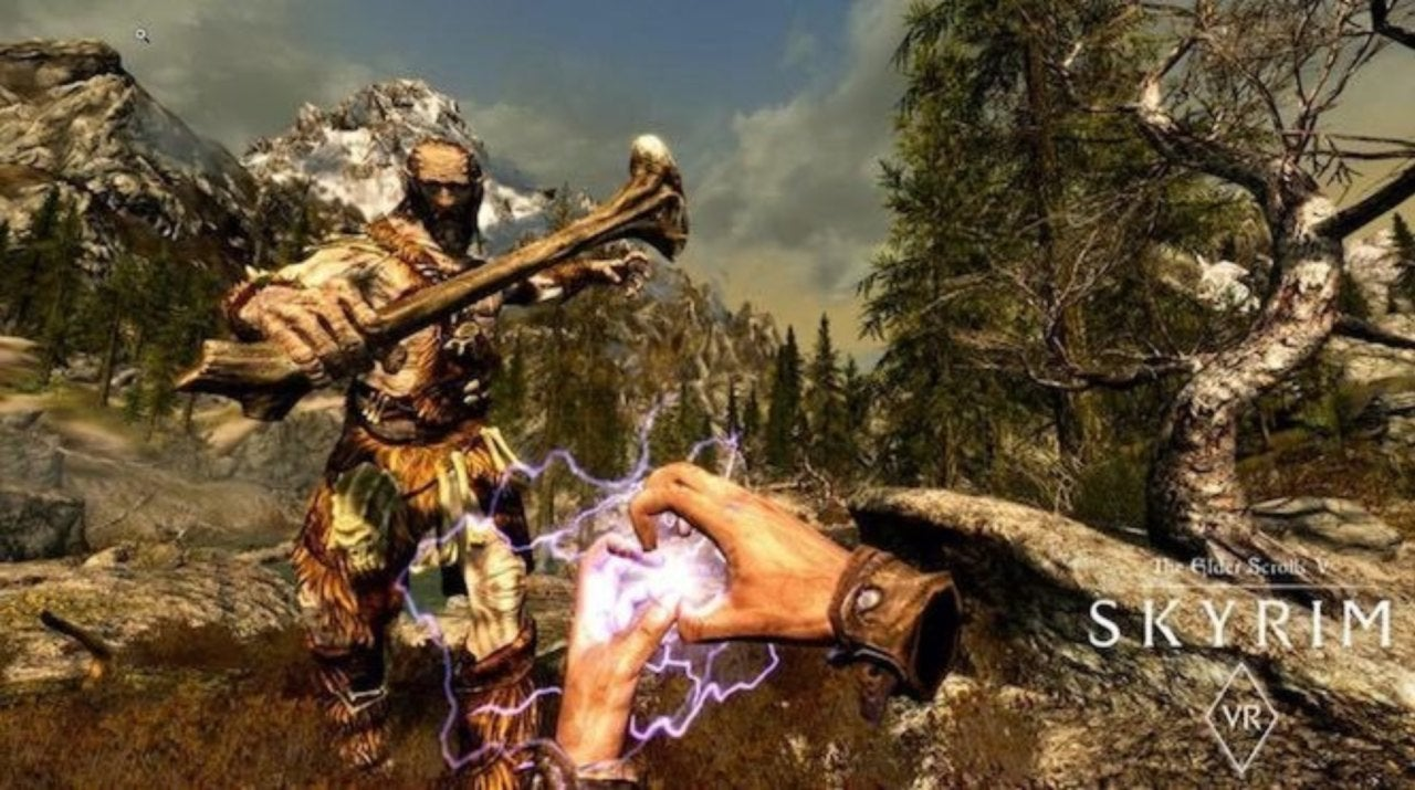 Bethesda's VR Games Have Sold Very Well