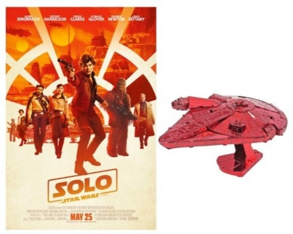 solo a star wars story blu-ray target