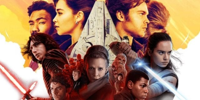 Solo Star Wars The Last Jedi comicbookcom