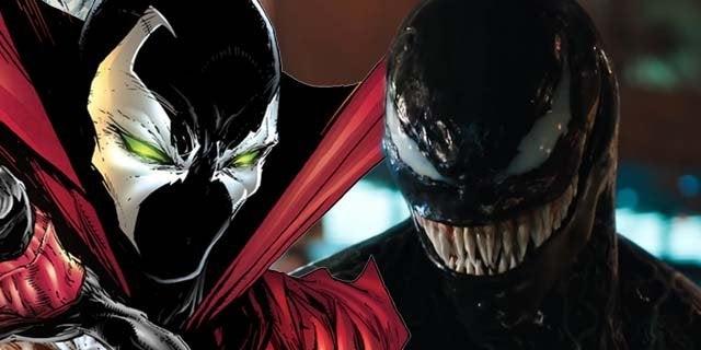 spawn venom crossover todd mcfarlane