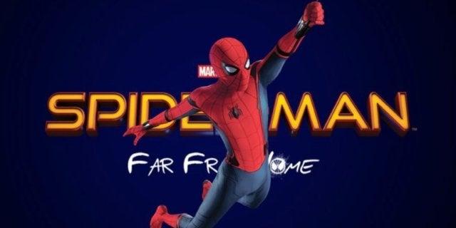 Spider-Man Far From Home comicbookcom