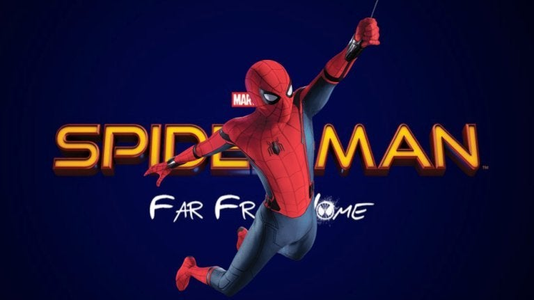Spider-Man Far From Home comicbookcom