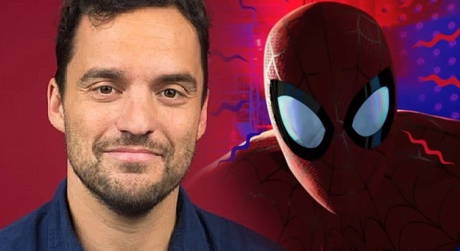 spider man into the spider verse jake johnson peter parker