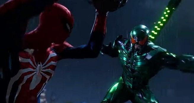 Spider-Man PS4 Scorpion