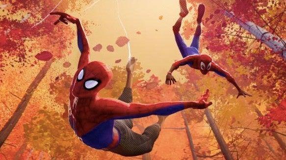 spider-man Spider-verse peter miles
