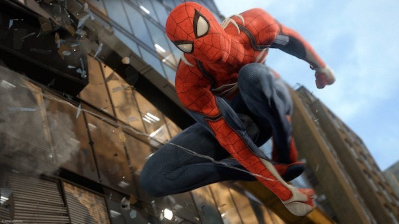 Spider Man Playstation 4 Hands On Saving The City And Taking Shocker Sony Ps4 Injustice 2 R3