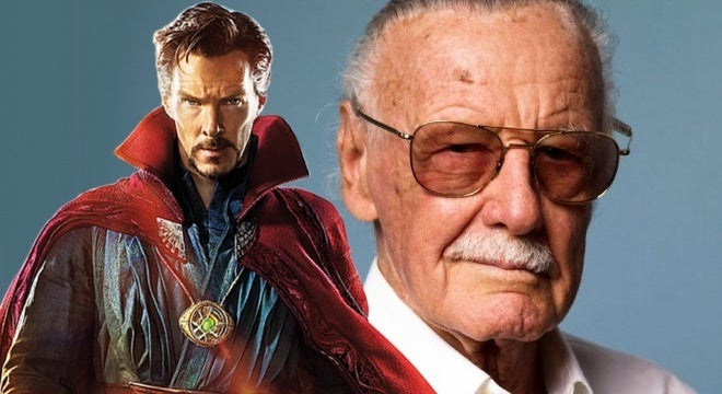 stan lee scott derrickson doctor strange