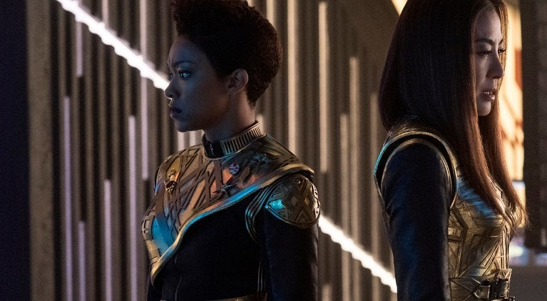 Star Trek Discovery Costumes
