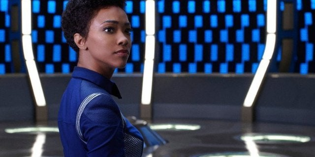 Star Trek: Discovery Was Always Going to Be About Women of Color