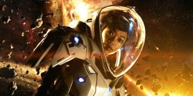 Star Trek Discovery VFX Emmy Awards