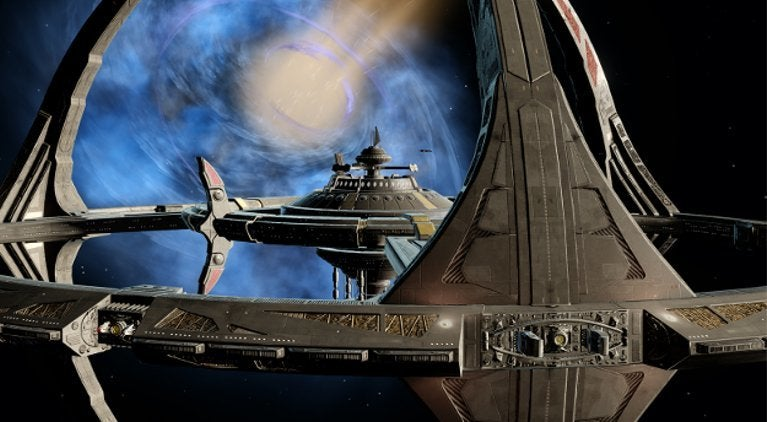Star Trek Online Deep Space Nine Victory is Life