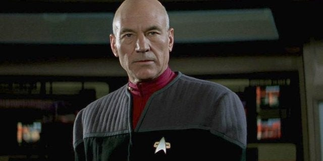 Star Trek: Patrick Stewart Shares First Photo From New Picard Series