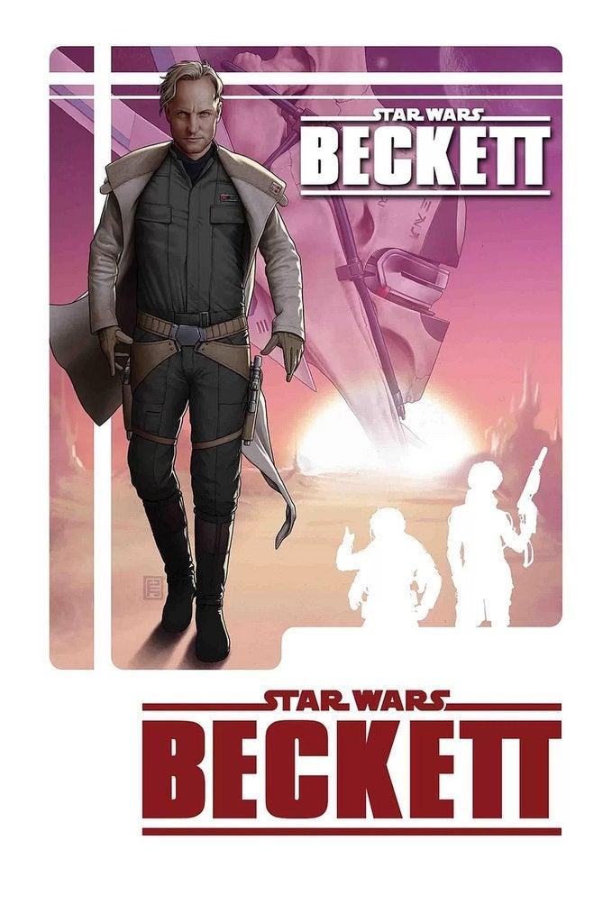 star wars beckett one shot cover