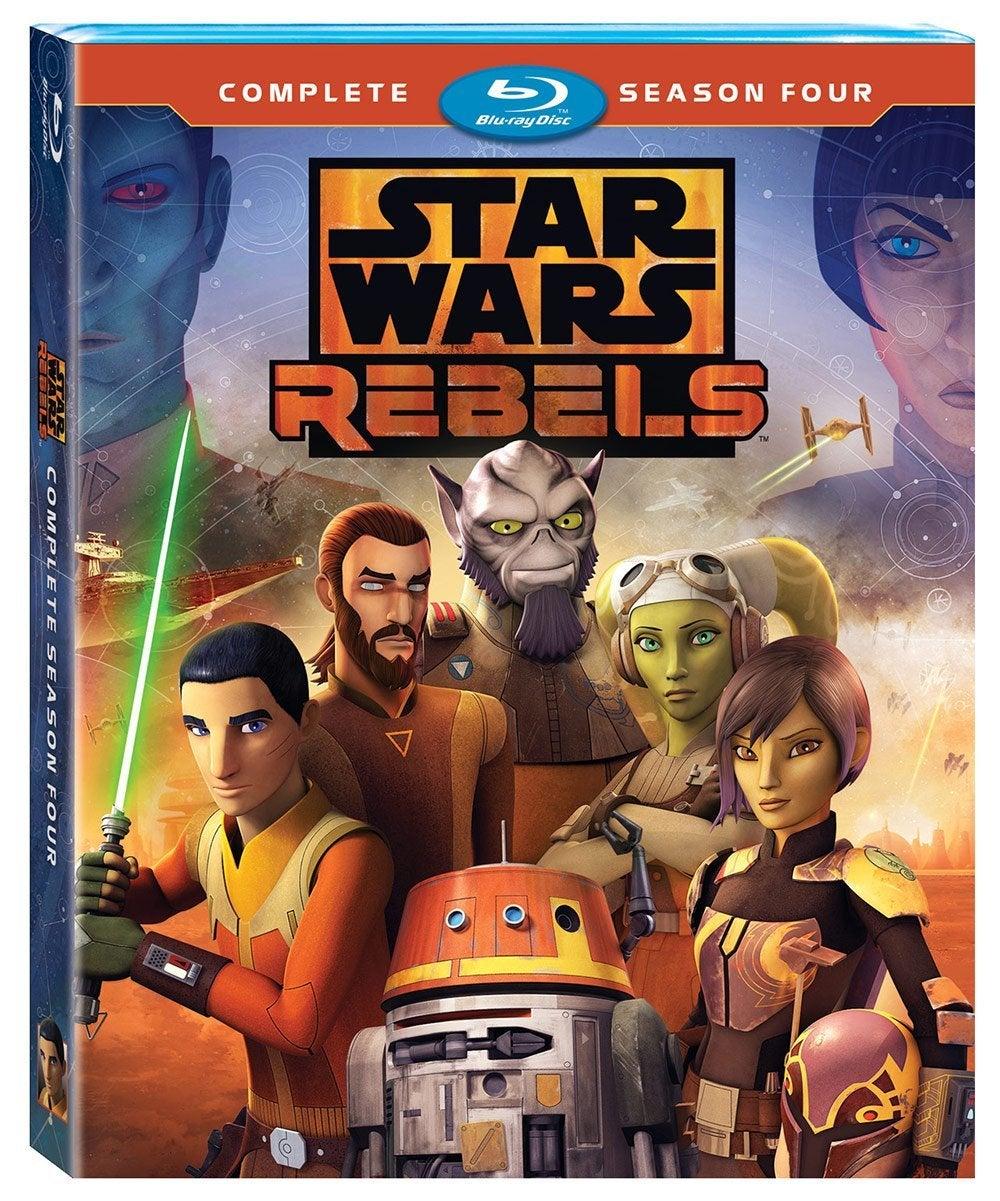 star wars rebels season 4 blu ray