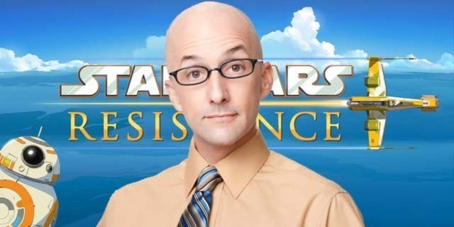 star wars resistnace jim rash