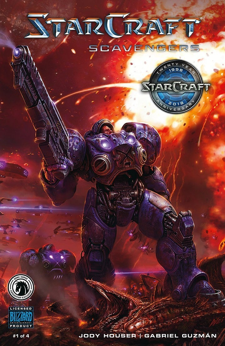 Starcraft-Scavengers-1-Convention-Exclusive-Cover