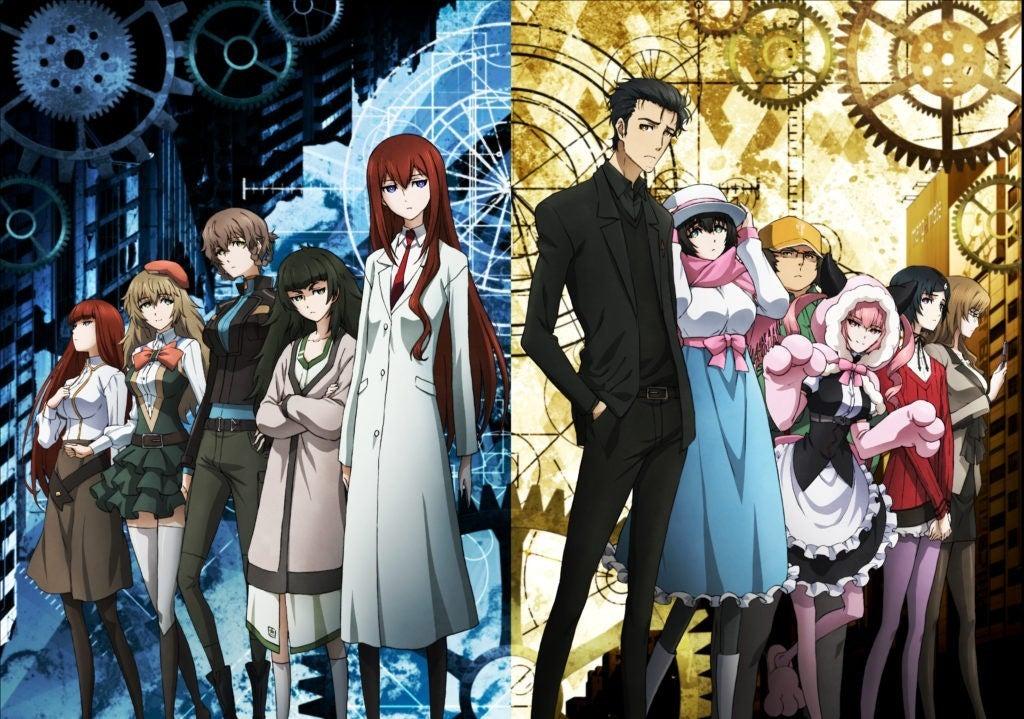 Steins;Gate 0 Anime Poster
