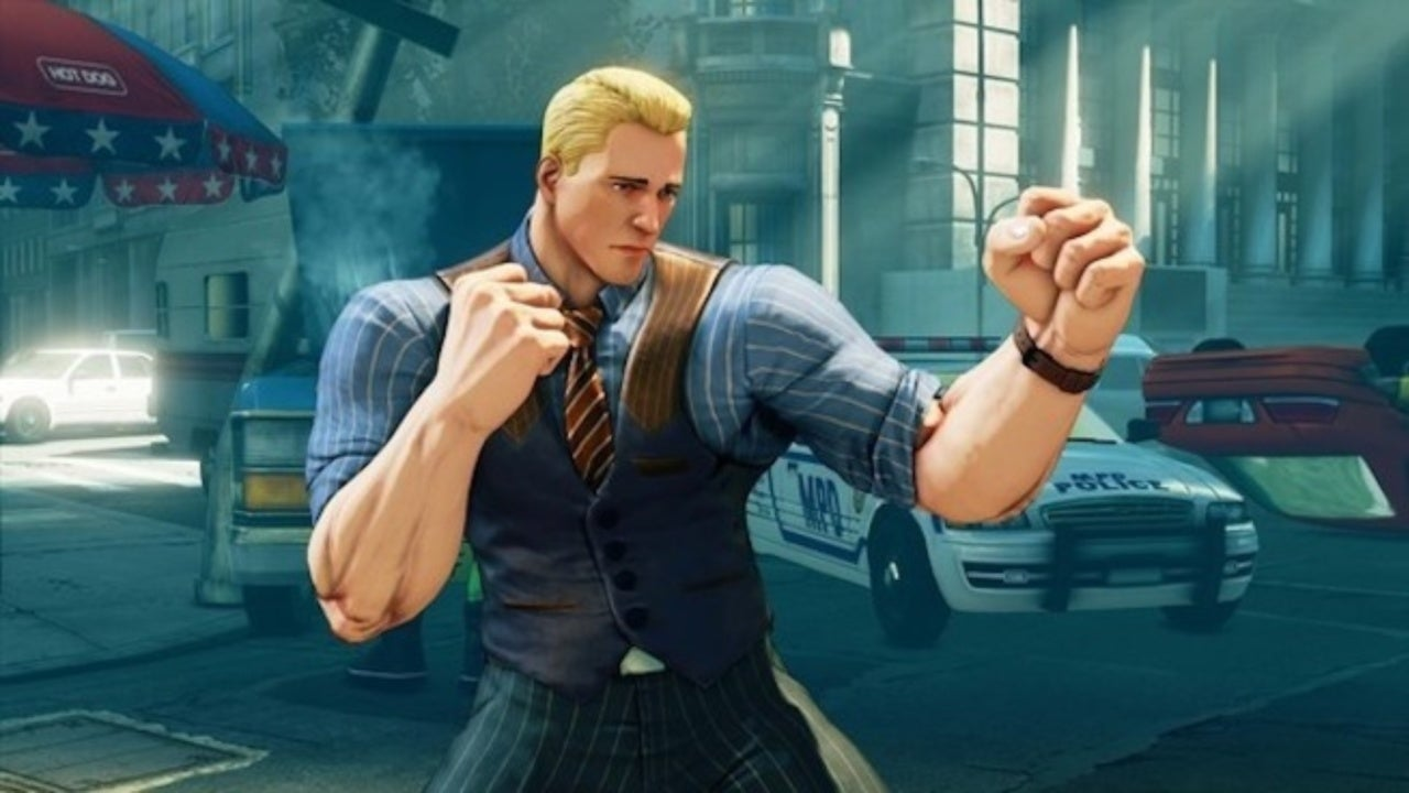 Upcoming Street Fighter V Dlc Character Cody Shown Off In New