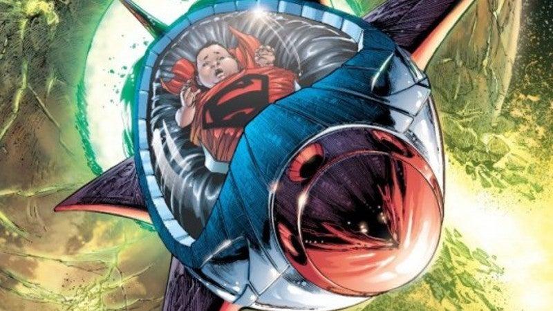 Superman Origin Story
