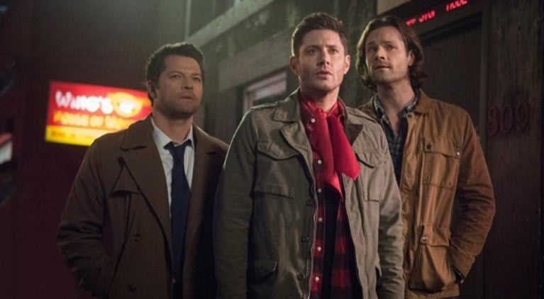supernatural season 14 episode order