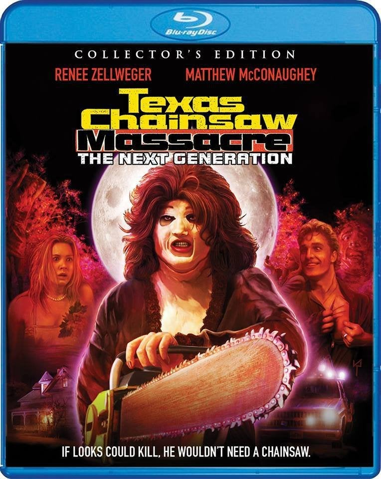 texas chainsaw massacre next generation zellweger mcconaughey