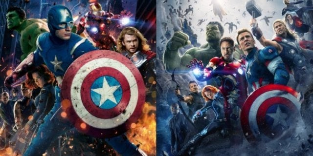 The Avengers Avengers Age of Ultron