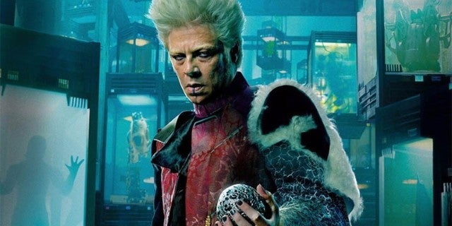 the collector benicio del toro
