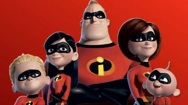 The Incredibles Ahead Of Its Time - Cover