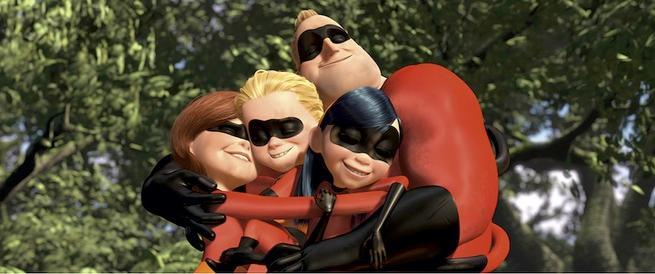 The Incredibles Ahead Of Its Time - Family