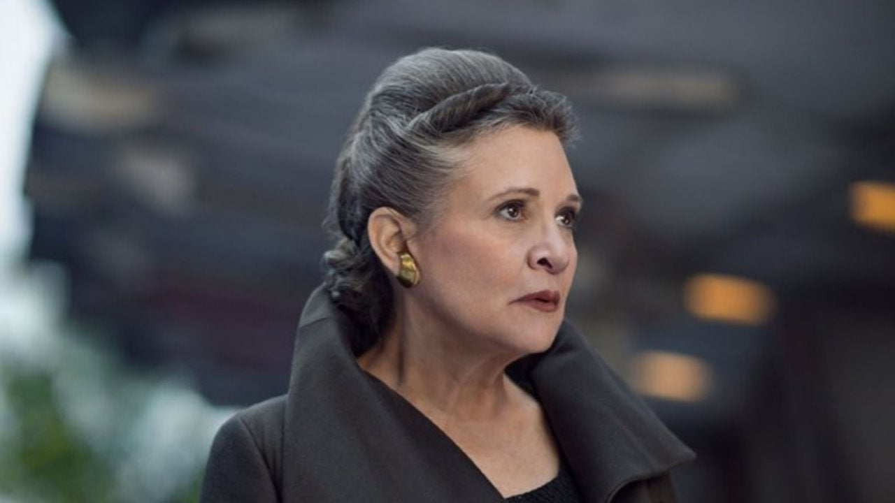 Kathleen Kennedy Explains Why Leia's Story Was Important to Star Wars: The Rise of Skywalker