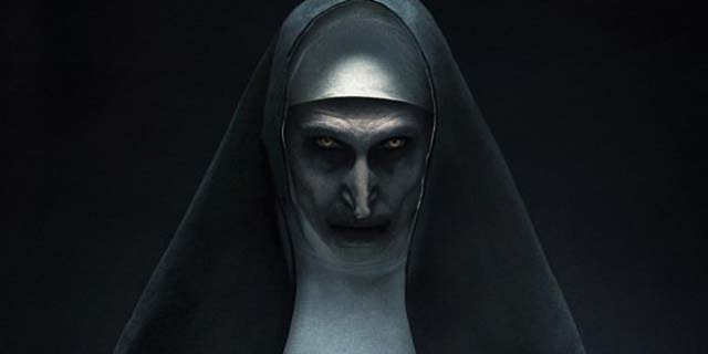 the nun 2018 conjuring movie