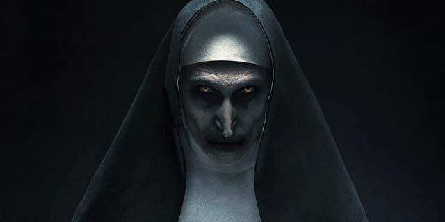 the nun 2018 conjuring movie