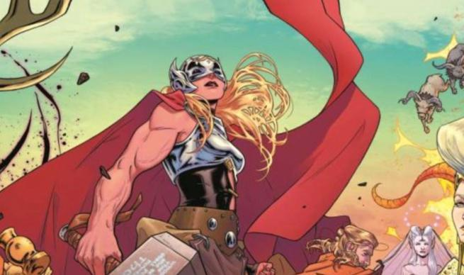 The Return of Thor - Jane Foster