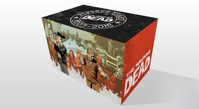 Massive 'The Walking Dead' 15th Anniversary Box Set Shipping Now For 40% Off