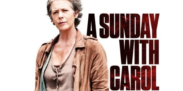 The Walking Dead Best of Carol