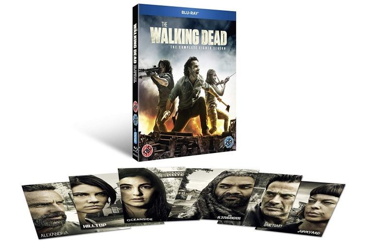 The Walking Dead season 8 Amazon UK