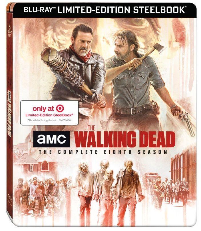 The Walking Dead season 8 Target