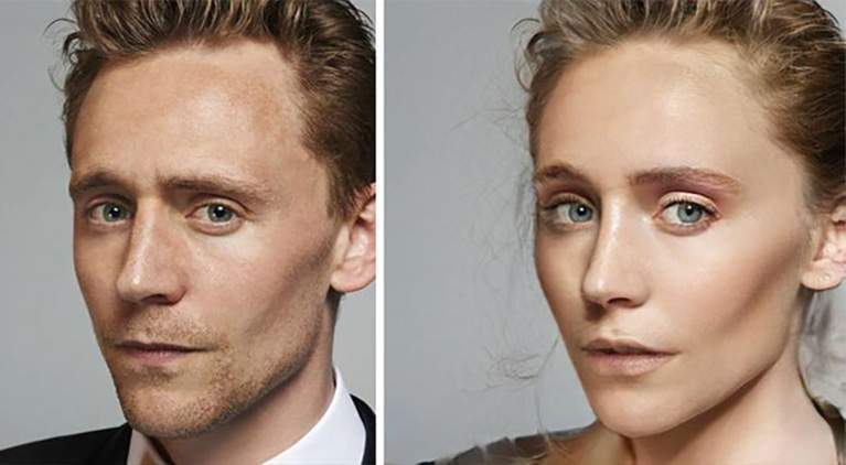 tom hiddleston loki gender swap